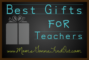 Best gifts for teachers.